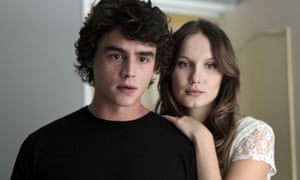'Is it patronising to subtitle bonjour?'? Pierre Perrier (Simon) and Ana Girardot (Lucy) in The Returned.
