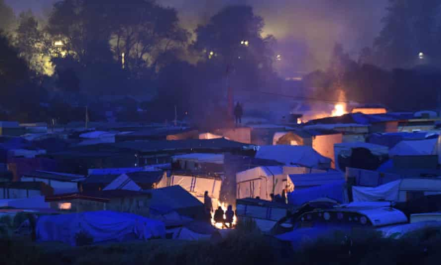 'Even the well meaning fail to comprehend the reality of refugee life': the 'Jungle' in Calais in 2016