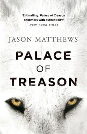 Jacket for Palace of Treason