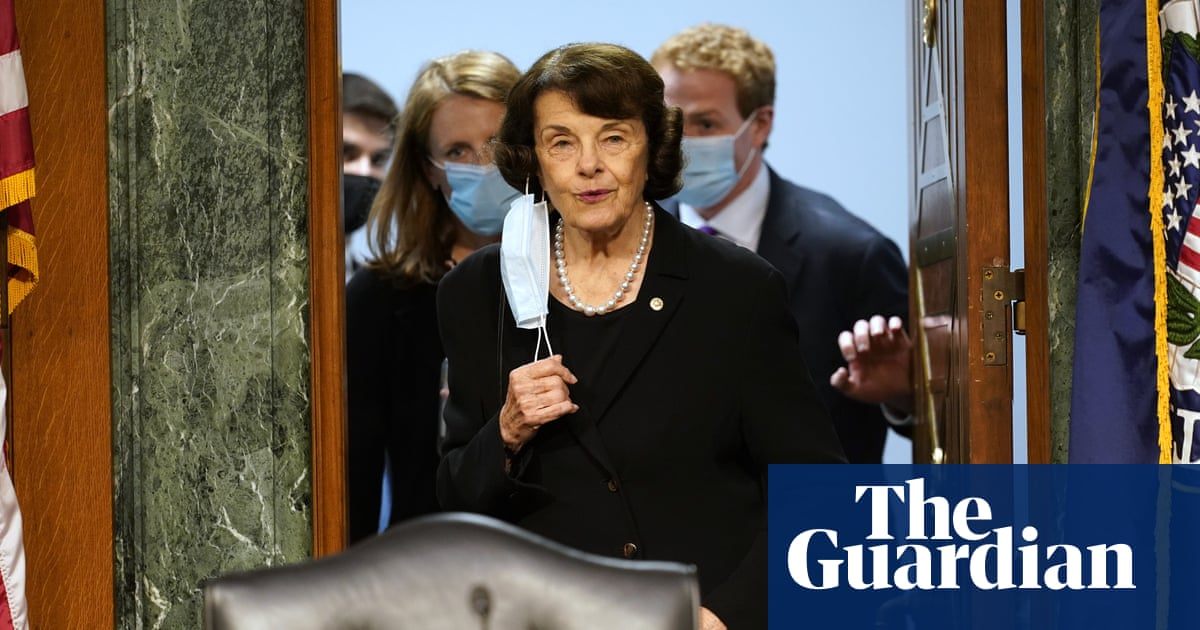 Dianne Feinstein to step down as top Democrat on Senate judiciary panel – The Guardian