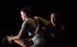 Contemporary dance work Split