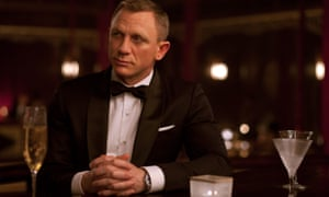 I expect you to be rehired … Daniel Craig in Skyfall