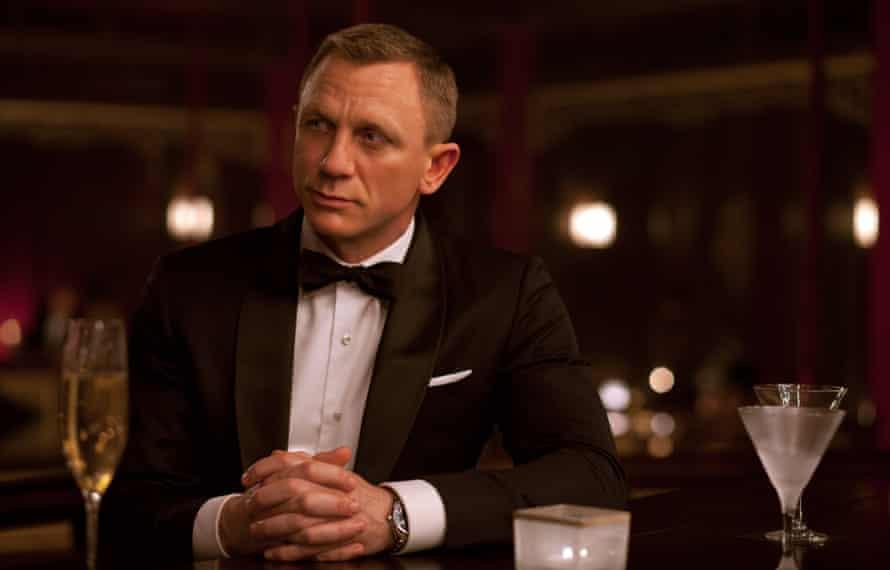 Daniel Craig as James Bond (see question 13:6). Photograph: Everett/Rex Shutterstock