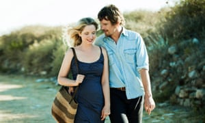 Julie Delpy and Ethan Hawke in Before Midnight.
