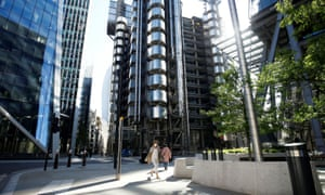 Lloyd's of London closed its underwriting floor for the first time in its history in March, but plans to reopen.
