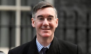 Jacob Rees-Mogg, leader of the House of Commons, co-founder and stakeholder in SCM.