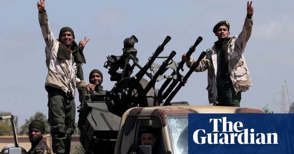 Battle for Tripoli escalates as fighting nears Libyan capital