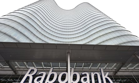 The headquarters of Dutch co-operative bank Rabobank in Utrecht. A West Australian man is facing extradition over alleged involvement in the Libor interest rate rigging scandal.