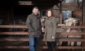 Rodney and Emma Bird, off grid couple