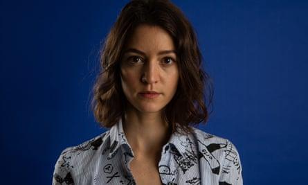 'I have online detoxes regularly' … Julia Ebner.