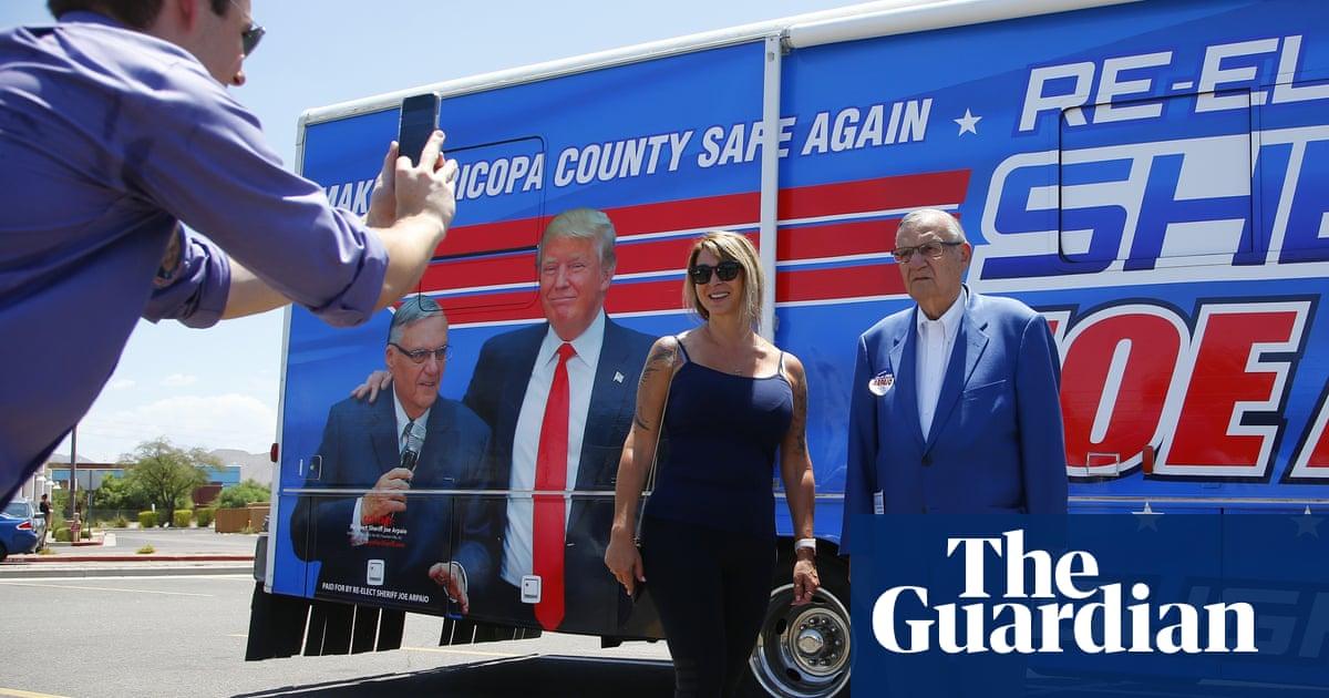 Notorious former Arizona sheriff Joe Arpaio loses bid to win back seat – The Guardian