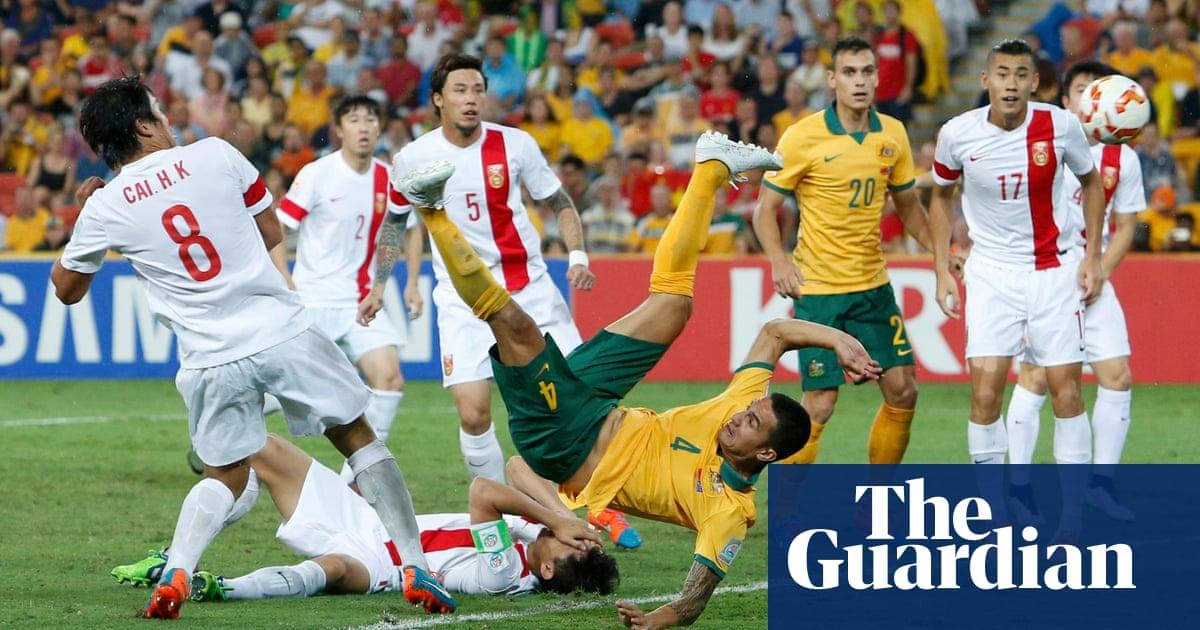 b11caa3bc37 Broader horizons  Australia marks 10 years in the Asian football  confederation