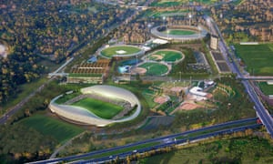 Constructed for the Sydney 2000 Olympics to host softball and baseball, Blacktown International Sports Park (BISP) is now a multi-sport venue.