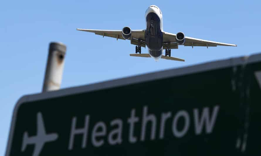 Squeeze over the skies ... air traffic controllers warn of possible flight delays in south east England