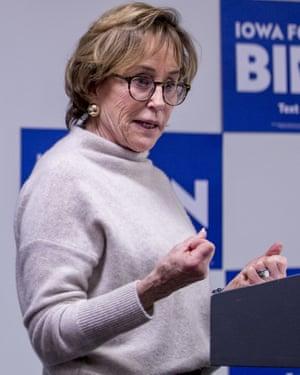 Valerie Biden Owens.