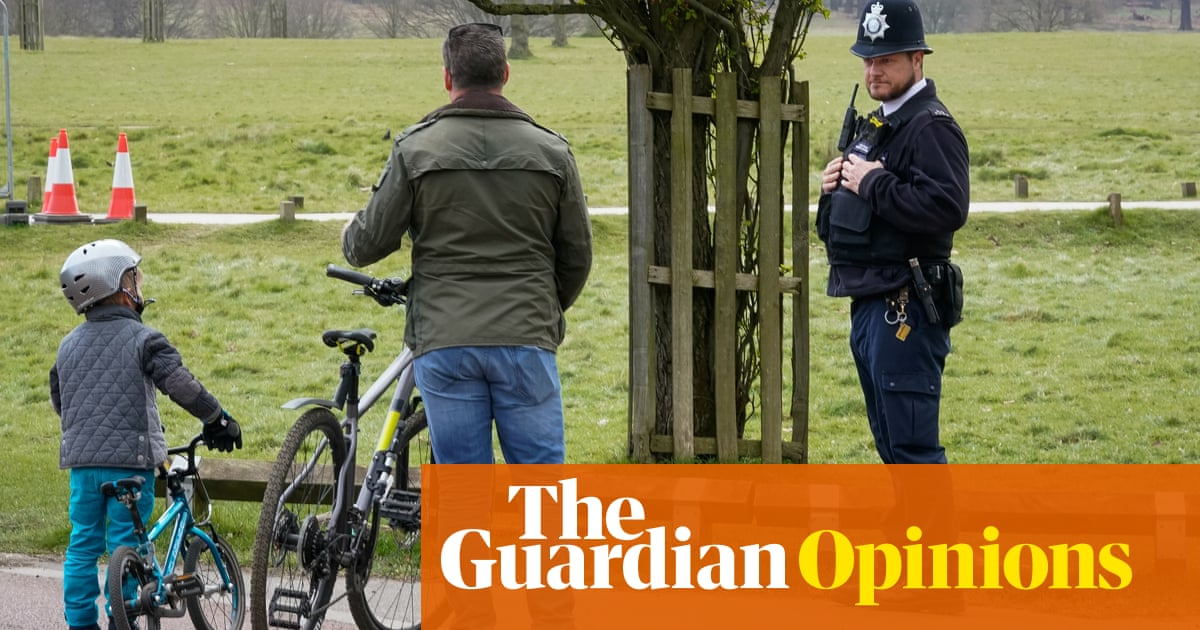 The Guardian view on coronavirus policing: not a shame game