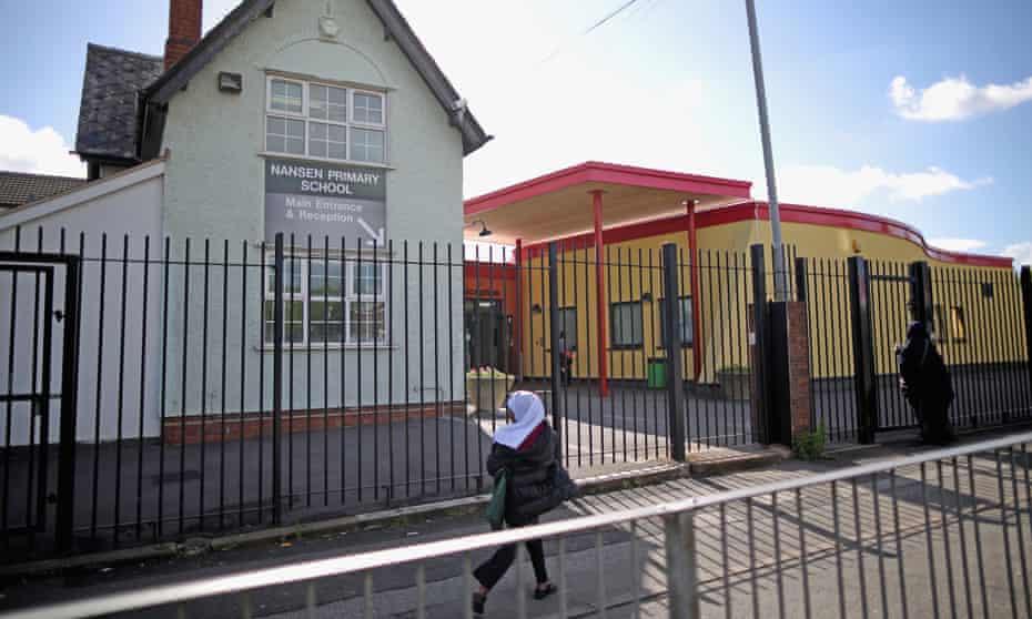Nansen primary school in Birmingham.