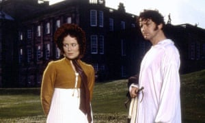 Jane again … Jennifer Ehle and Colin Firth in the BBC's 1995 adaptation of Pride and Prejudice.