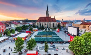 Cluj in the