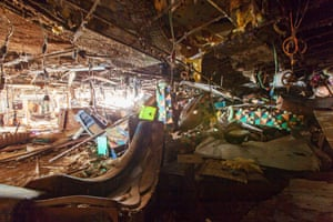 Inside Costa Concordia – in pictures | Art and design | The Guardian