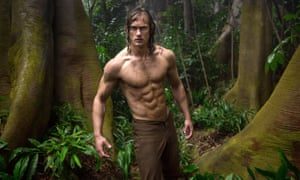 'The Legend of Tarzan is essentially a superhero movie, Spiderman in Africa'.