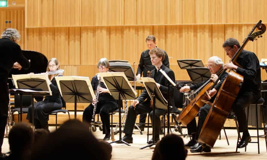 Romance and complexity … Celebrating Brian Ferneyhough at Royal Birmingham Conservatoire.