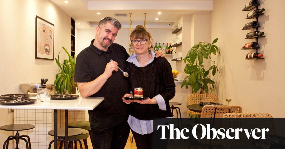 Fadiga, London: 'The pasta is bloody lovely' – restaurant review