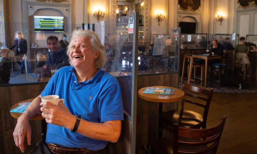 The Wetherspoon founder and chairman, Tim Martin, said the investment would create work for 'architects, contractors and builders as well as result in 2,000 new jobs for staff in our pubs'.