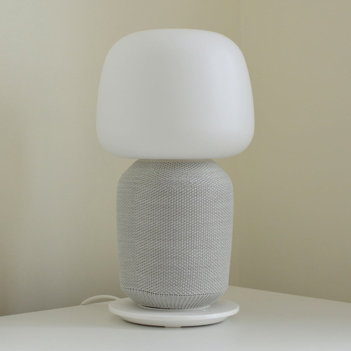 Ikea Symfonisk Review Table Lamp Is Also A Great Sounding Sonos Wifi Speaker Gadgets The Guardian