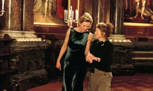 Sally Potter directing Joan Allen in Yes (2004) .