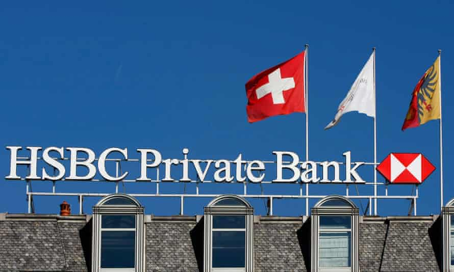 HSBC received a record Swiss fine this week for deficiencies that enabled money laundering.