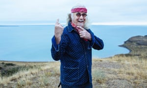 Doing brilliant business as a national treasure … Billy Connolly's Tracks Across America.