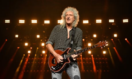 Brian May was 'near death' after suffering heart attack while gardening