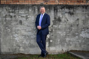 Labor leader contender Anthony Albanese.