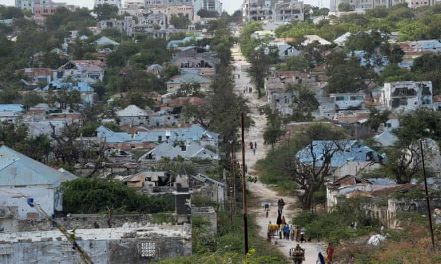 Somalia's Mogadishu has a population of 2.12 million.