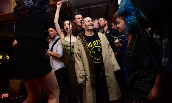 Nirvana sue designer Marc Jacobs over alleged copyright breach