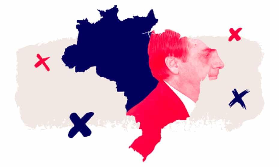 Jair Bolsonaro illustration