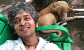 Self portrait by Mayank Austen Soofi.