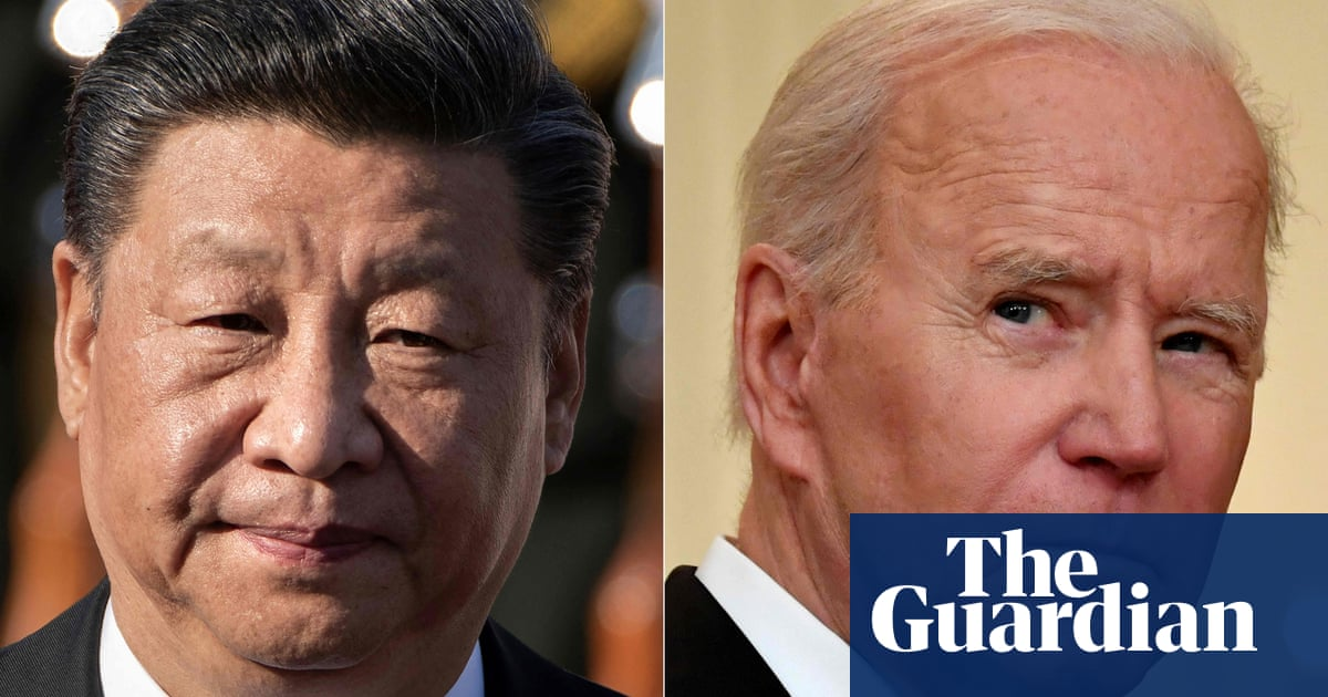 Biden tells Xi US and China must not 'veer into conflict' in first call for months
