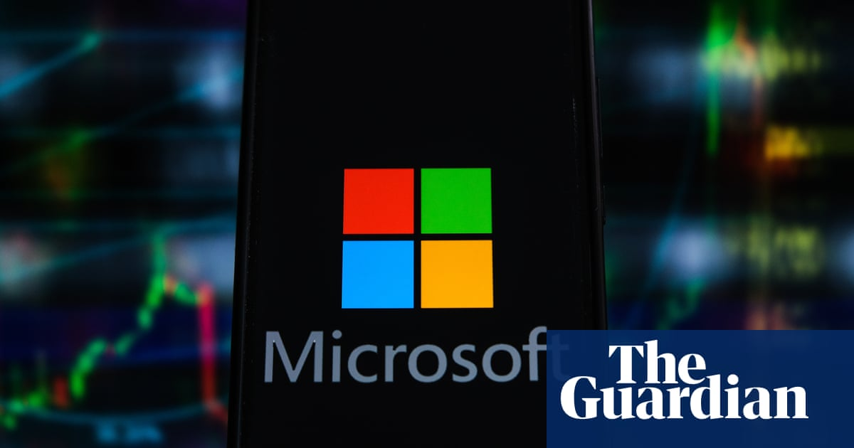 UK and allies accuse Chinese state-backed group of Microsoft hack