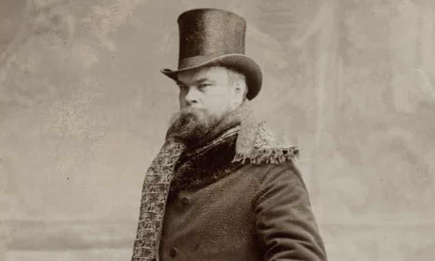 Paul Verlaine in 1893.