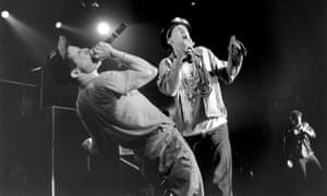 The Beastie Boys, Brixton Academy, London, 1987