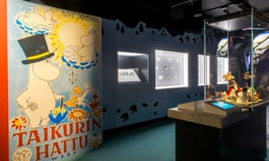 The Moomins Museum opened last month in Tampere, Finland