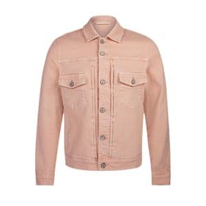 Pink jacket from Riverisland