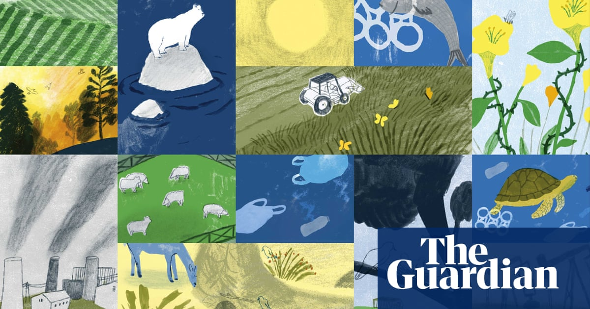 The five biggest threats to our natural world … and how we can stop them