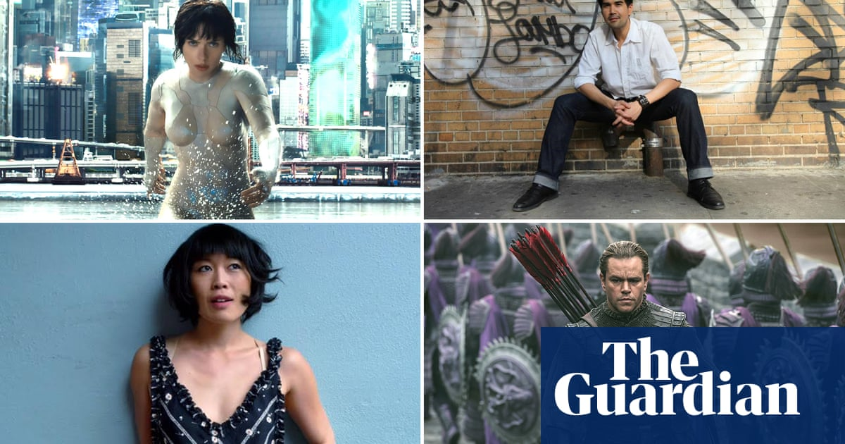'We're the geeks, the prostitutes': Asian American actors on Hollywood's  barriers