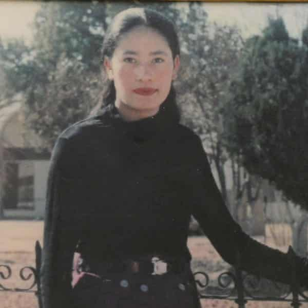 Maria Sagrario González , who was murdered at the age of 17 in 1998.