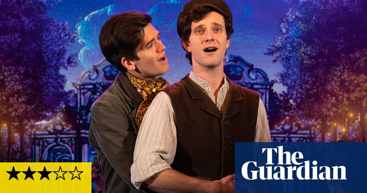The Pleasure Garden review – bittersweet musical romance amid the roses