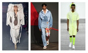 Shamed by the scandal of unsold clothes being burnt, the cutting edge of the fashion world is taking steps to ensure that all unsold stock gets reused. Andreas Kronthaler for Vivienne Westwood, Ahluwalia Studio and Studio ALCH are leading the way.