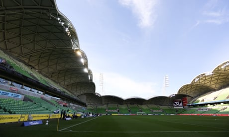 Crowds or not, Melbourne City should have right to host A-League grand final